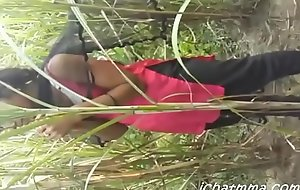Villagers Recording When Girl Caught Doing Copulation Hot