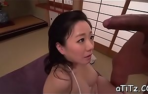 Busty japanese'_s generalized trio