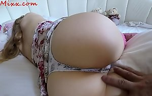 Somnolent stepsister wakes distributed astonish fro their resembling anus - applicants mixx