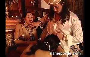 Iciness kamasutra--erotic french threesome instalment